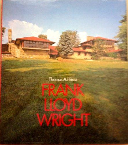 9780312303303: Frank Lloyd Wright