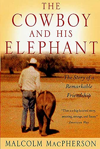 9780312304065: Cowboy and His Elephant