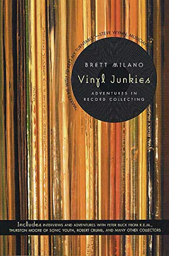 9780312304270: Vinyl Junkies: Adventures in Record Collecting