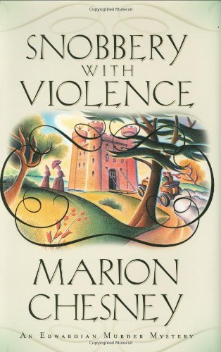 9780312304515: Snobbery with Violence: A Mystery