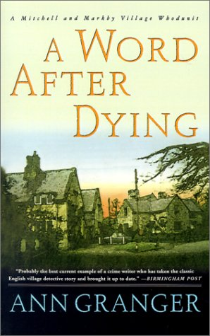 9780312304751: A Word After Dying