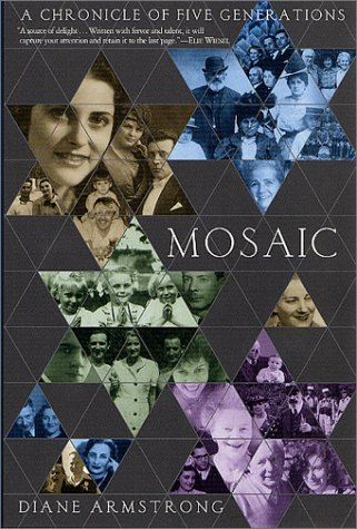 9780312305109: Mosaic: A Chronicle of Five Generations