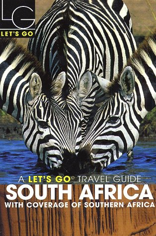 9780312305925: Let's Go South Africa: With Coverage of Southern Africa