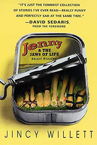 9780312306182: Jenny and the Jaws of Life: Short Stories