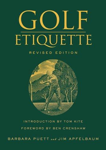 9780312306472: Golf Etiquette