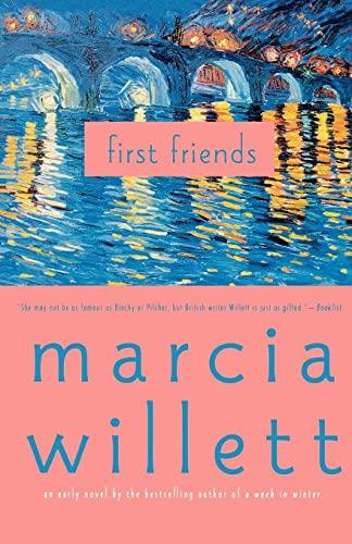 9780312306625: First Friends: A Novel