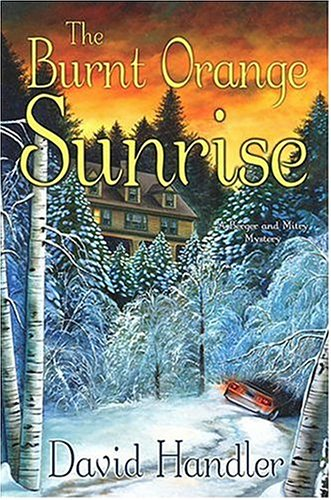 9780312307356: The Burnt Orange Sunrise: A Berger and Mitry Mystery (Berger and Mitry Mysteries)