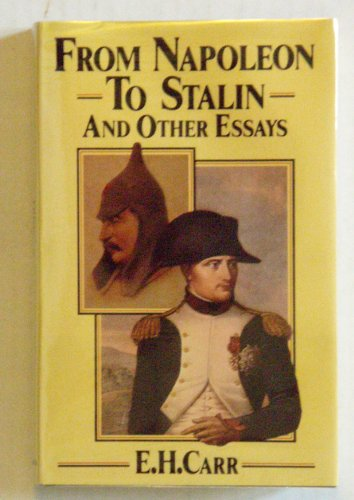 9780312307745: From Napoleon to Stalin, and Other Essays