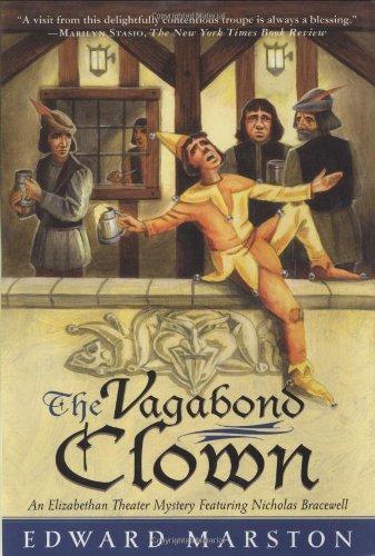 The Vagabond Clown ***SIGNED***: Edward Marston