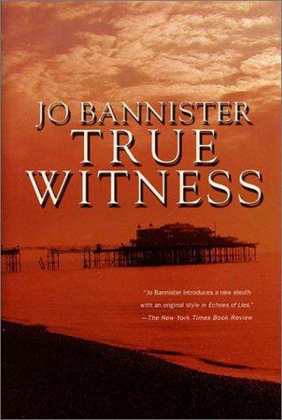 9780312308179: True Witness (Brodie Farrell Mysteries)