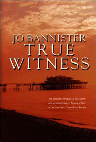 9780312308179: True Witness (Brodie Farrell Mysteries)