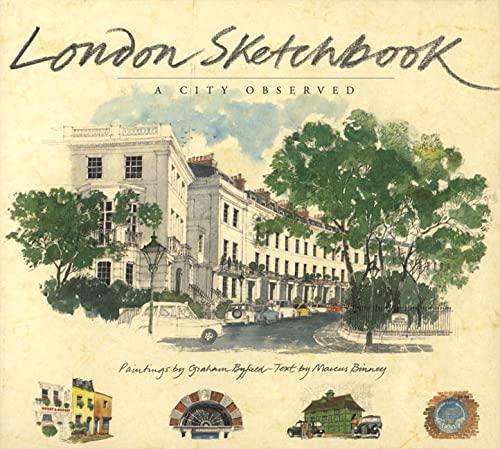 9780312308216: London Sketchbook: A City Observed