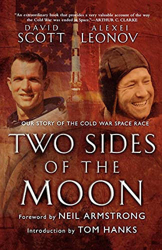 9780312308667: Two Sides of the Moon: Our Story of the Cold War Space Race