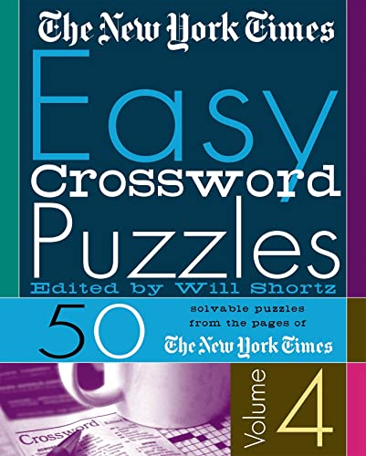 9780312309480: The New York Times Easy Crossword Puzzles: 50 Solvable Puzzles from the Pages of the New York Times