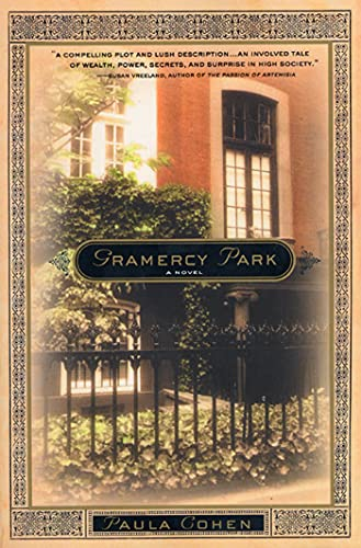 9780312309978: Gramercy Park: A Novel of New York's Gilded Age
