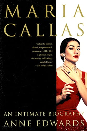 9780312310028: Maria Callas: An Intimate Biography