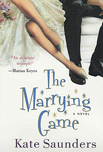 9780312310448: Marrying Game: A Novel