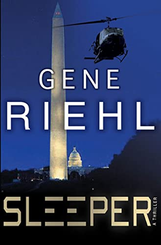 Sleeper (Puller Monk Novels): Riehl, Gene