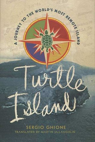 Turtle Island: A Journey to Britain's Oddest: Ghione, Sergio