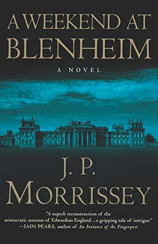 9780312311384: A Weekend at Blenheim: A Novel