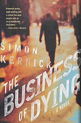 9780312314026: The Business of Dying: A Novel (Dennis Milne Series)