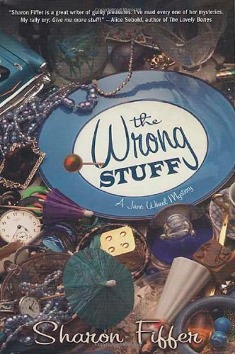 The Wrong Stuff ***SIGNED***: Sharon Fiffer