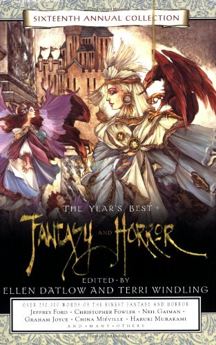 9780312314255: Year's Best Fantasy and Horror: Sixteenth Edition