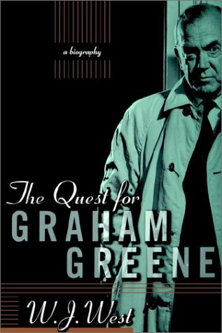 9780312314781: The Quest for Graham Greene