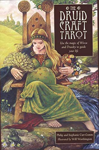9780312315023: The Druid Craft Tarot: Use the Magic of Wicca and Druidry to Guide Your Life [With 78 Card Deck of Tarot Cards]