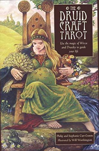 The Druidcraft Tarot: Stephanie Carr-Gomm, Philip