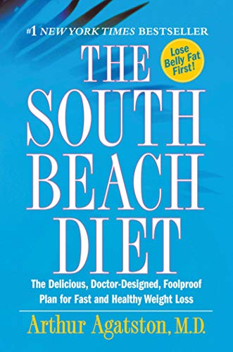 9780312315214: The South Beach Diet: The Delicious, Doctor-Designed, Foolproof Plan for Fast and Healthy Weight Loss