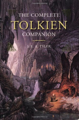9780312315450: The Complete Tolkien Companion (Illustrated)