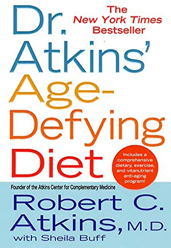 9780312316075: Dr Atkins Age Defying Diet