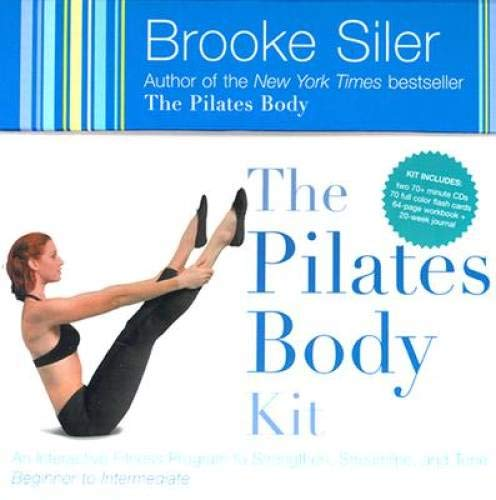9780312316259: The Pilates Body Kit: An Interactive Fitness Program to Strengthen, Streamline, and Tone