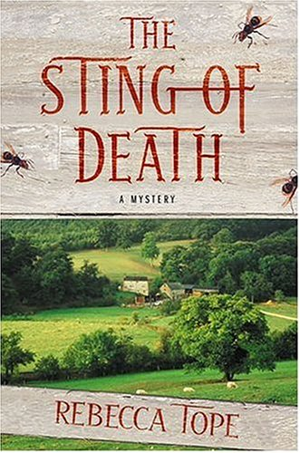9780312316556: The Sting of Death: A Mystery