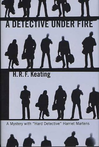 9780312316570: A Detective Under Fire: A Mystery