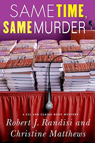 9780312317287: Same Time, Same Murder: A Gil and Claire Hunt Mystery (Gil and Clare Hunt Mysteries)