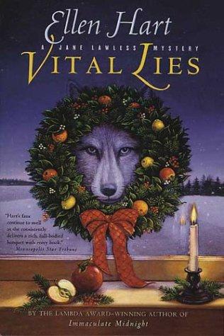 9780312317669: Vital Lies (Jane Lawless Mysteries)