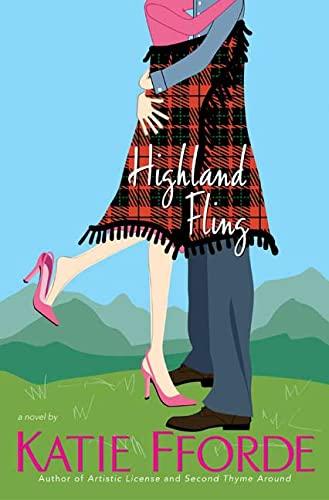 9780312317683: Highland Fling