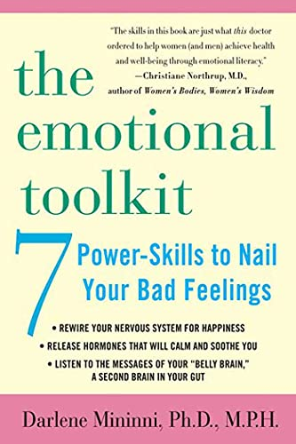 9780312318888: The Emotional Toolkit: Seven Power-Skills to Nail Your Bad Feelings