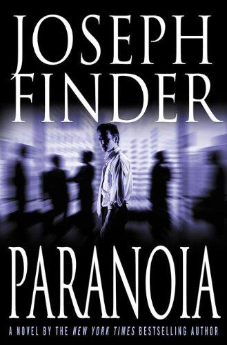 Paranoia: **Signed**: Finder, Joseph