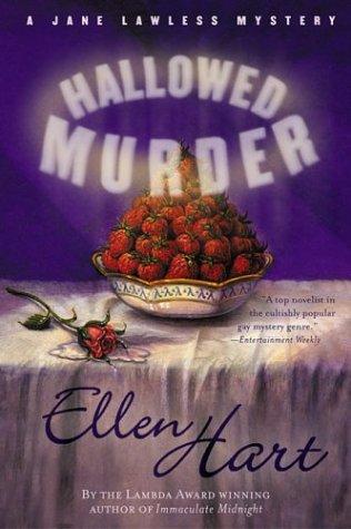 9780312319311: Hallowed Murder (Jane Lawless)