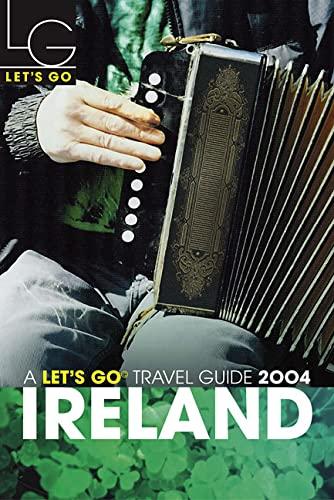 9780312319892: Let's Go 2004: Ireland (Let's Go: Ireland)