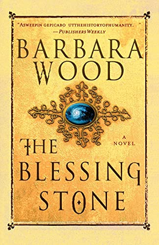 9780312320249: The Blessing Stone: A Novel