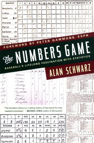 9780312322229: The Numbers Game: Baseball's Lifelong Fascination With Statistics