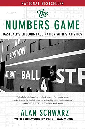 9780312322236: The Numbers Game: Baseball's Lifelong Fascination with Statistics