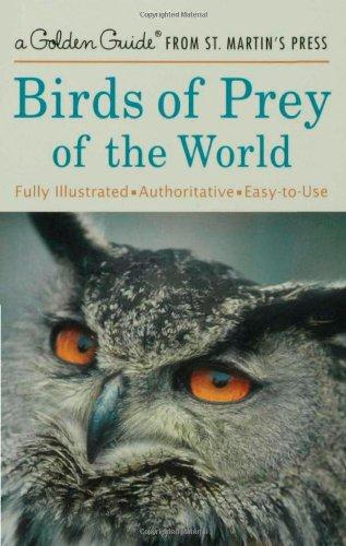 Birds of Prey of the World (A: Chittenden, Robin