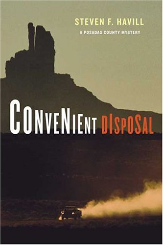 9780312324049: Convenient Disposal: A Posadas County Mystery (Posadas County Mysteries)