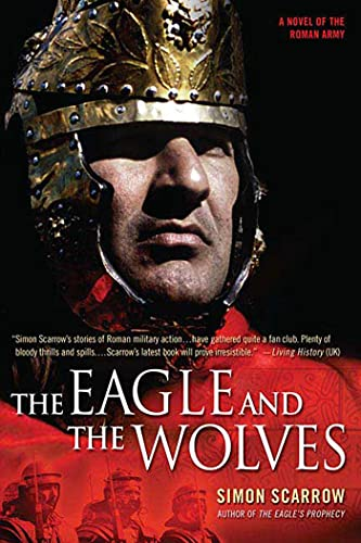 9780312324506: The Eagle and the Wolves