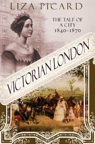 9780312325671: Victorian London: The Tale of a City 1840--1870